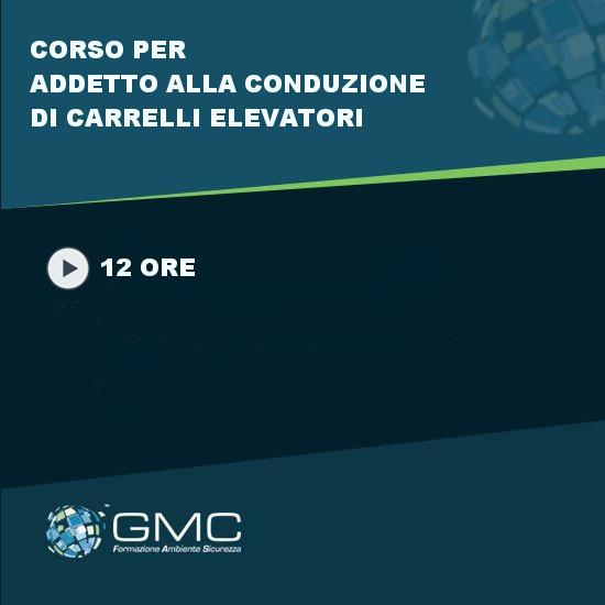 Corso Carrelli Elevatori